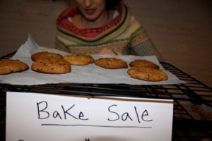 Mmm... fresh baked cookies.