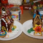 Gingerbread shantytowns everywhere!