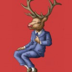 rudolf deer SM